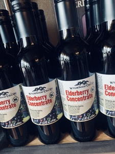 Elderberry Concentrate